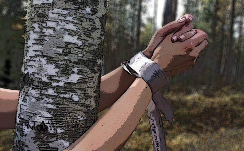 I skogen med M